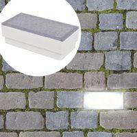 Foco LED empotrable para el exterior, 100 x 200 x 68 mm (no se puede enviar a Baleares)
