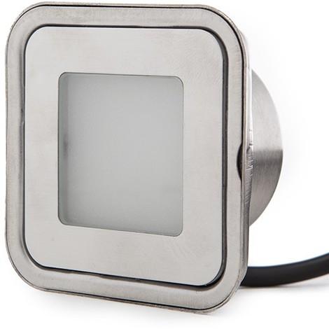 Foco LED Empotrar IP67 0,9W RGB 12VDC Cable 1M/Ector Macho 50.000H Finley | RGB (SC-F105C)