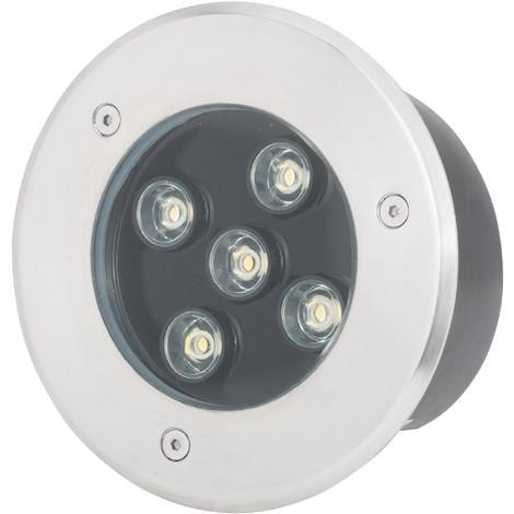 Foco LED IP67 Empotrar 5W 475Lm 30.000H Molly