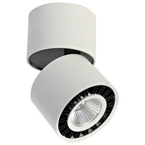 Foco LED orientable Columbretes II (12W)