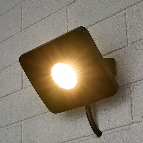 Foco LED para exterior Duke de aluminio, 20W