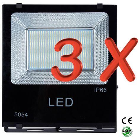 FOCO LED PROFESIONAL SMD 150W (3 UNIDADES)