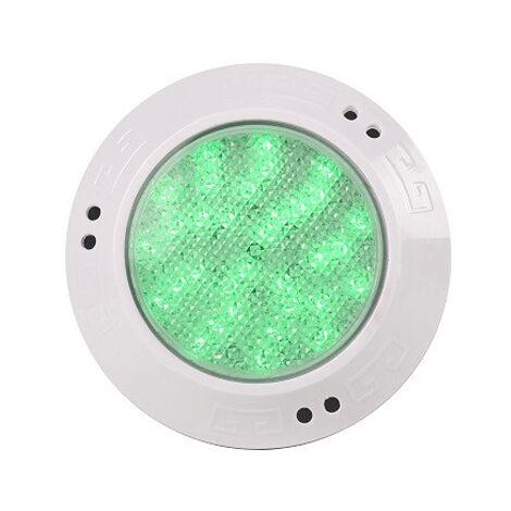Foco LED RGB ON/OFF 10W para piscina Ø15cm en ABS