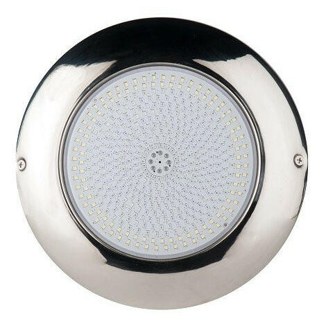 Foco LED RGB ON/OFF 35W 12V AC en Airless en Acero Inoxidable Marino
