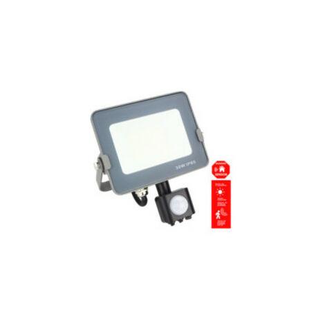 Foco LED SENSOR 30W IP65 SMD 6000K