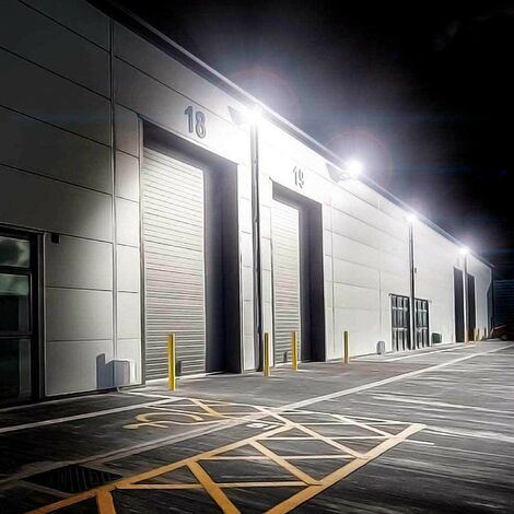 Foco LED SMD Proxim 10W 6000K IP65