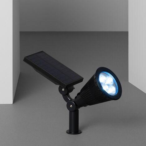 Foco LED Solar con Pincho IP65