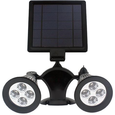 Foco LED Solar Nida RGB 3W RGB | IluminaShop