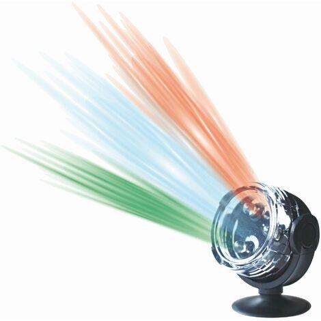 Foco LED sumergible Luz Multicolor
