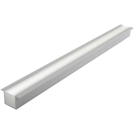 Foco lineal sumergible BAR LED, 6W, 500mm, RGB, RGB - RGB