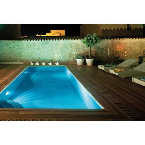 Foco piscina 24w 12v blanco frio 6000k ip68
