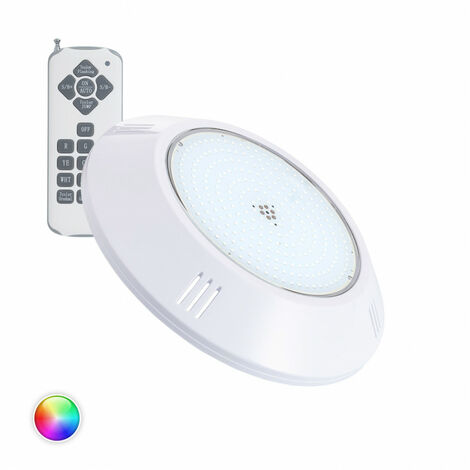 Foco Piscina LED Superficie RGB 12V AC 20W RGB