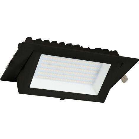 Foco Proyector Direccionable Rectangular LED 20W Negro SAMSUNG 130lm/W LIFUD
