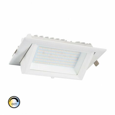 Foco Proyector Direccionable Rectangular LED 20W SAMSUNG 130lm/W CCT LIFUD Seleccionable (Cálido-Neutro-Frío) . - Seleccionable (Cálido-Neutro-Frío)