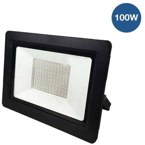 Foco proyector exterior LED 100W 9000LM IP65