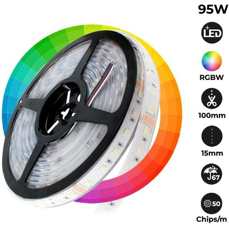 """main image of """"Foco proyector exterior LED 100W 9000LM IP65"""""""