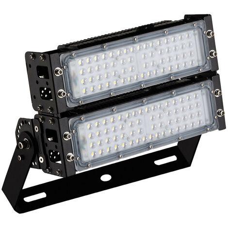 Foco Proyector LED 100W 120 lm/W Stadium Blanco 5000K - Blanco 5000K