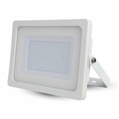 Foco proyector led 100W SMD 100° Super Slim Serie Shiny Blanco