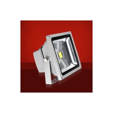 Foco Proyector LED 10W 6000K Luz brillante