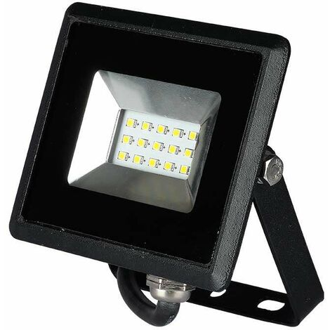 Foco Proyector LED 10W SMD 110° E Series Negro