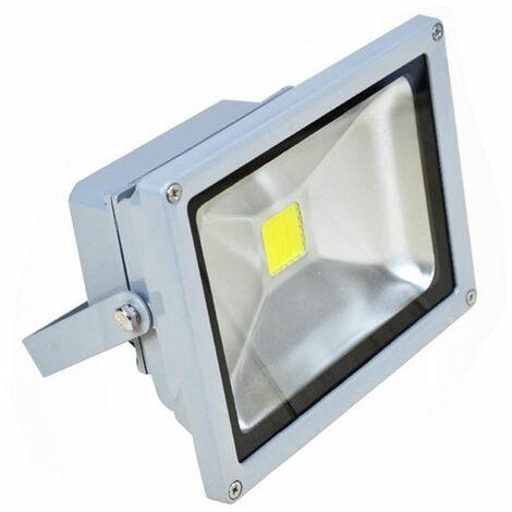 Foco Proyector LED 20W 6000K Luz brillante