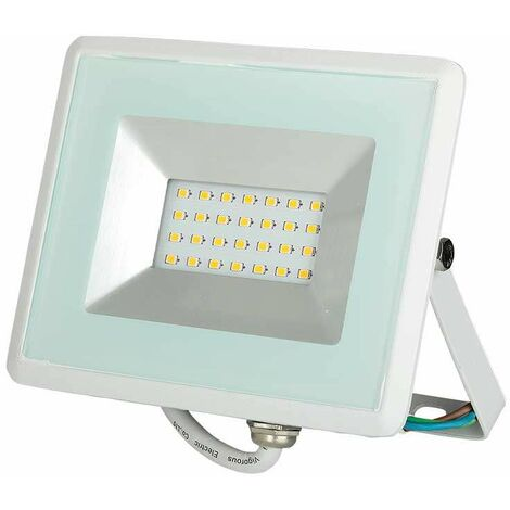 Foco Proyector LED 20W SMD 110° E Series Negro