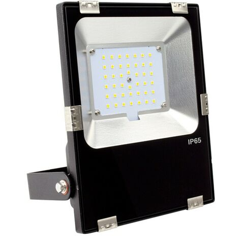 Foco Proyector LED 30W 145 lm/W HE Slim PRO Regulable