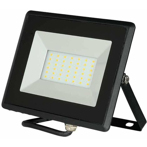 Foco Proyector LED 30W SMD 110° E Series Negro