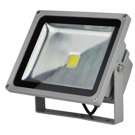 Foco Proyector LED 50W 3000K Luz Calida