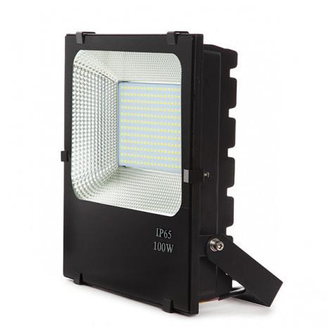 Foco Proyector LED BridgeLux IP65 100W 11000Lm 100Lm/W 30.000H | Blanco Frío (LM-66608-CW)