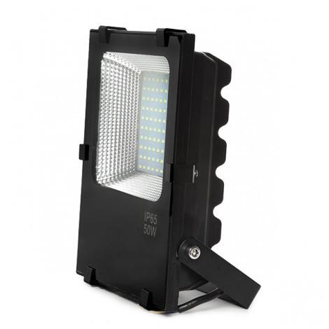 Foco Proyector LED BridgeLux IP65 50W 5500Lm 100Lm/W 30.000H | Blanco Frío (LM-66592-CW)