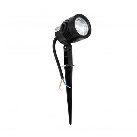 Foco proyector Led con Pincho 6W