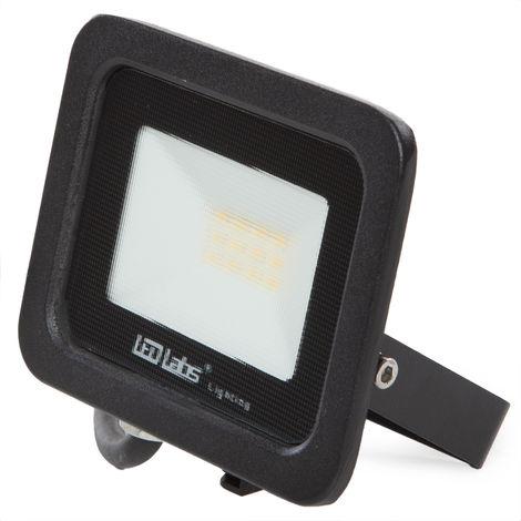 Foco Proyector LED IP65 10W SLIM [LL-17-1011-01-W] | Blanco Natural (LL-17-1011-01-W)