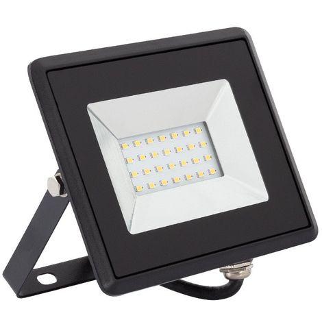 Foco Proyector LED IP65 20W 2000Lm 30.000H | Blanco Frío (LH-20WRF)