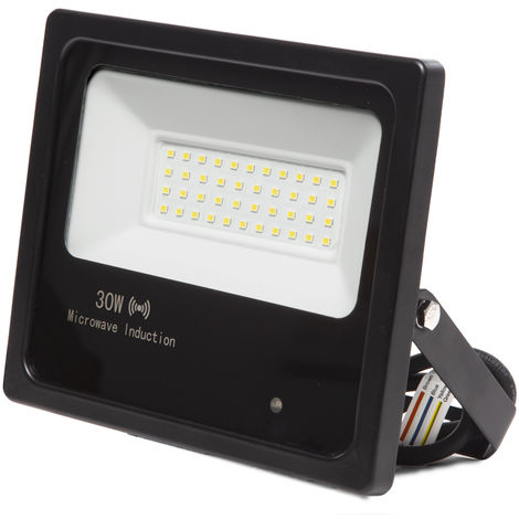 """main image of """"Foco Proyector LED IP65 Detector Movimiento Integrado 30W 30.000H"""""""