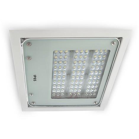Foco Proyector LED IP65 Empotrable 80W 8000Lm 50.000H Especial Doseles | Blanco Frío (NE-FL-GAS-80W-CW)