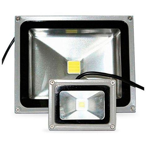 Foco proyector led para exteriores