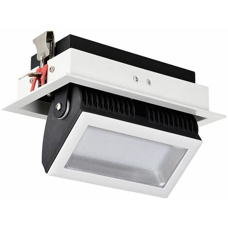 Foco Proyector LED SAMSUNG 120lm/W Direccionable 140° Rectangular 48W
