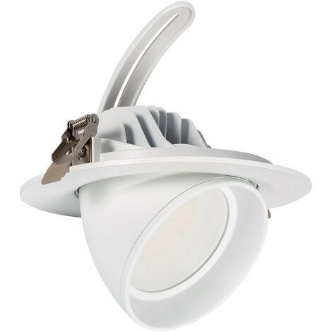 Foco Proyector LED SAMSUNG 125 lm/W Direccionable Circular 38W