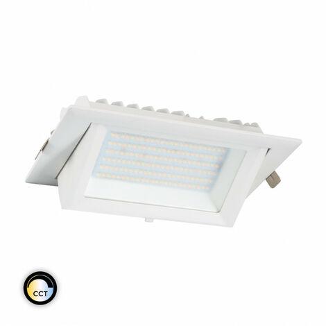 Foco Proyector LED SAMSUNG 130lm/W Direccionable Rectangular 60W CCT Seleccionable Seleccionable (Cálido-Neutro-Frío)