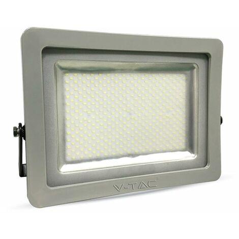 Foco Proyector LED SLIM de 200W - 6000k Luz Fría Resistente al Agua IP65 Alta Potencia Luminica - SMD