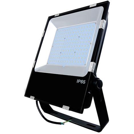 Foco proyector LED SMD Osram 100W Slim Blanco Frío 6000K | IluminaShop