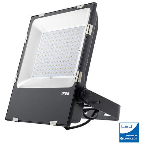 Foco Proyector LED SMD Slim Lumileds 150W 130Lm/W IP65 Blanco Frío 6000K   IluminaShop