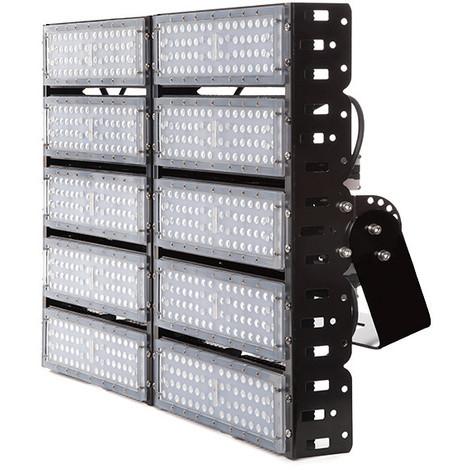 Foco Proyector LED SMD3030 IP65 500W 50.000Lm 50.000H | Blanco Frío (WR-SDF- 500W-CW)