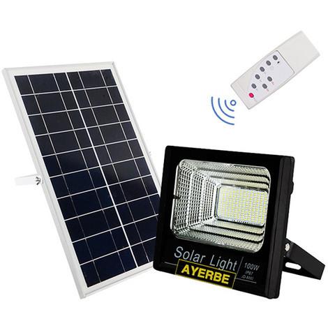 Foco Solar C/Mando 240 Leds 200 W - AYERBE - 620650