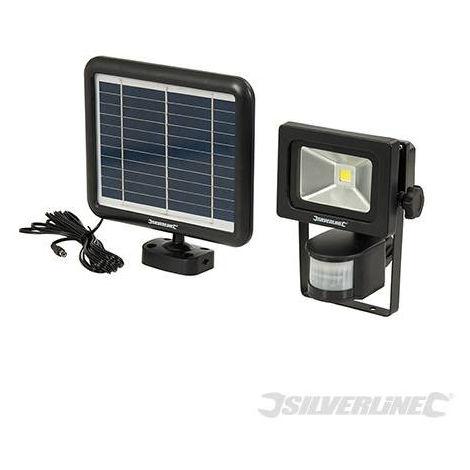 Foco solar con LED COB y sensor PIR - NEOFERR