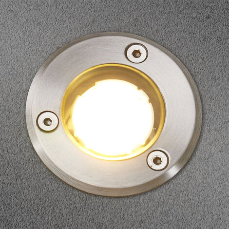 FocoLED empotr. en sueloKenan IP67 acero inox.
