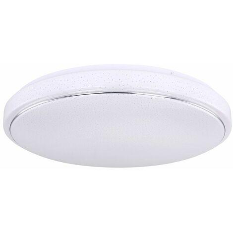 Focos de techo LED estrellas luz de efecto de cielo sala de estar dormitorio lámpara de luz natural Globo 48408-32