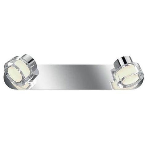 "Focos ""Resort"" Led Aluminio 2 X 4,5 W 3417311P0"