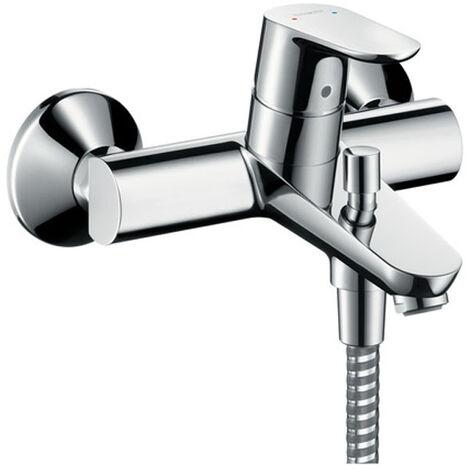 Focus Mitigeur bain/douche avec cartouche 2 vitesses chromé